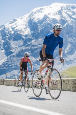 Road cycling in South Tyrol